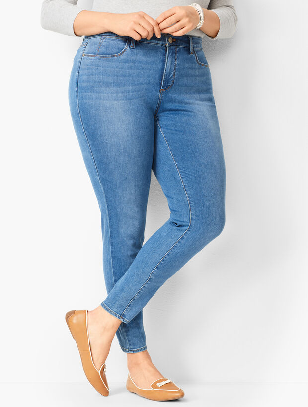 Denim Jeggings - Orbit Wash