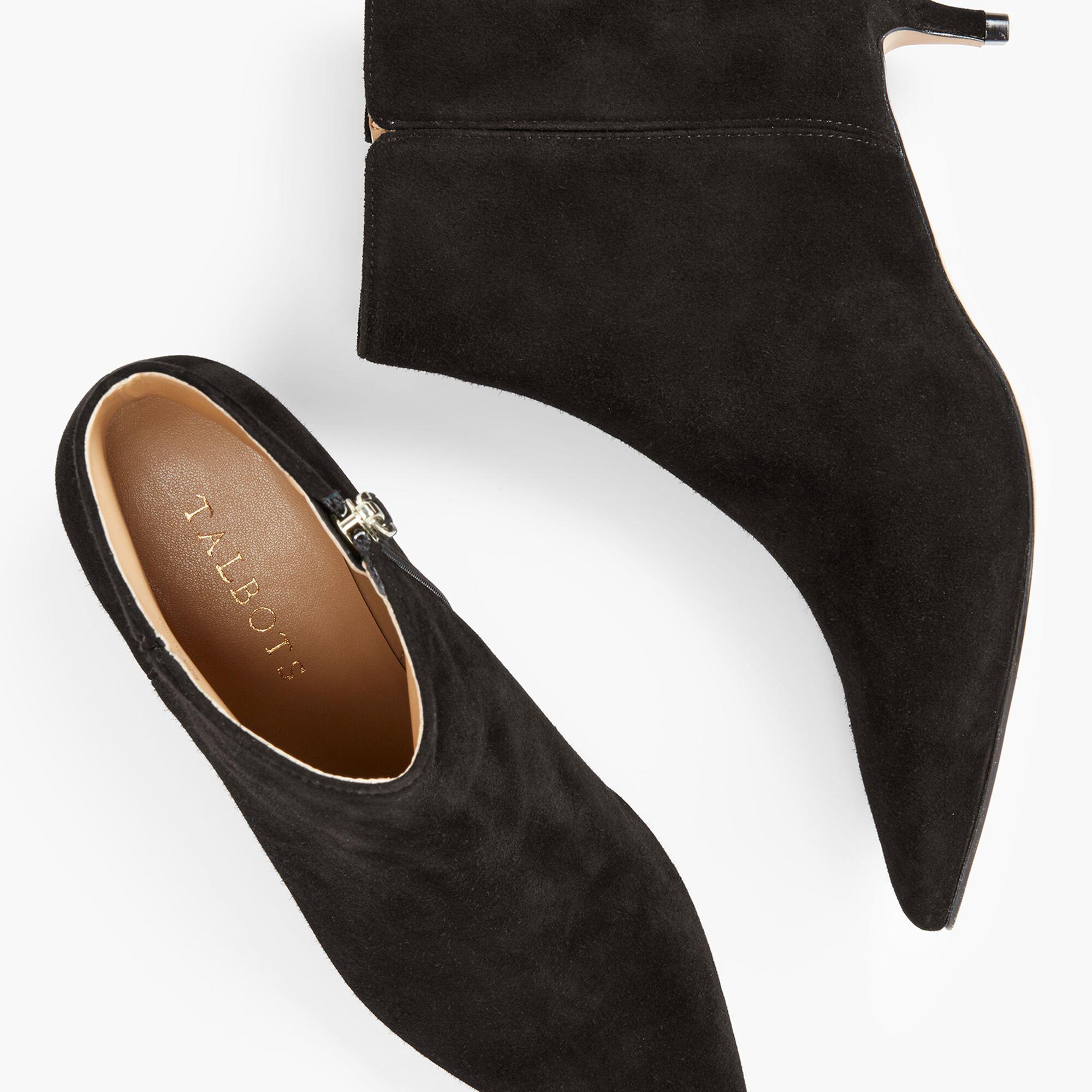 67f154b0372 Iona Kitten-Heel Ankle Boots