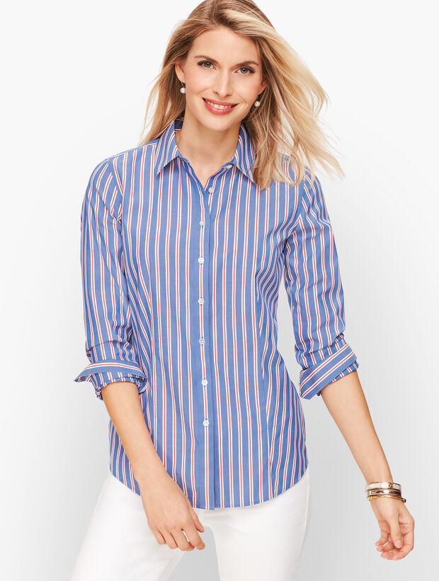 Perfect Shirt - Cringle Stripe