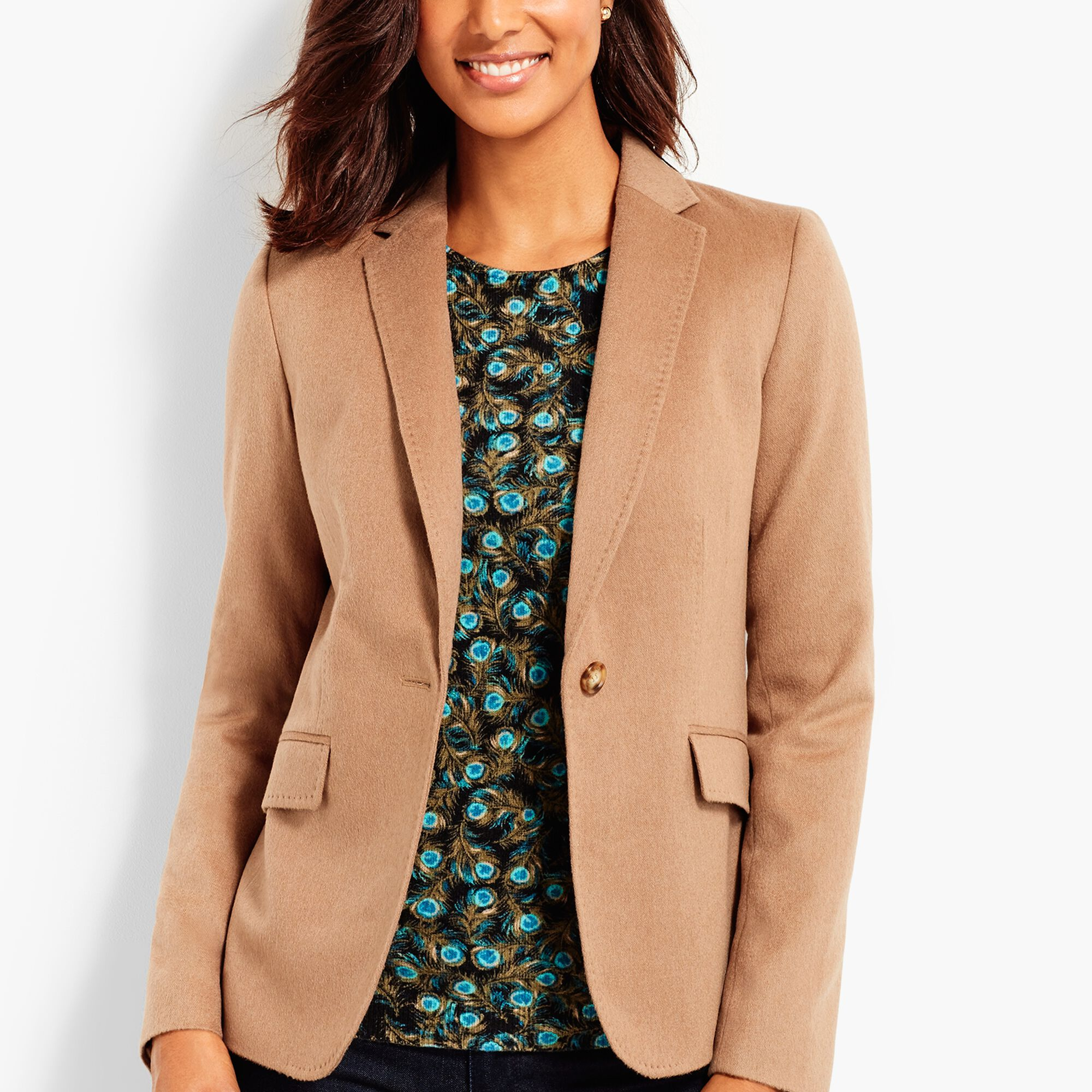 589be15b0ee84 Images. Camel Hair Blazer