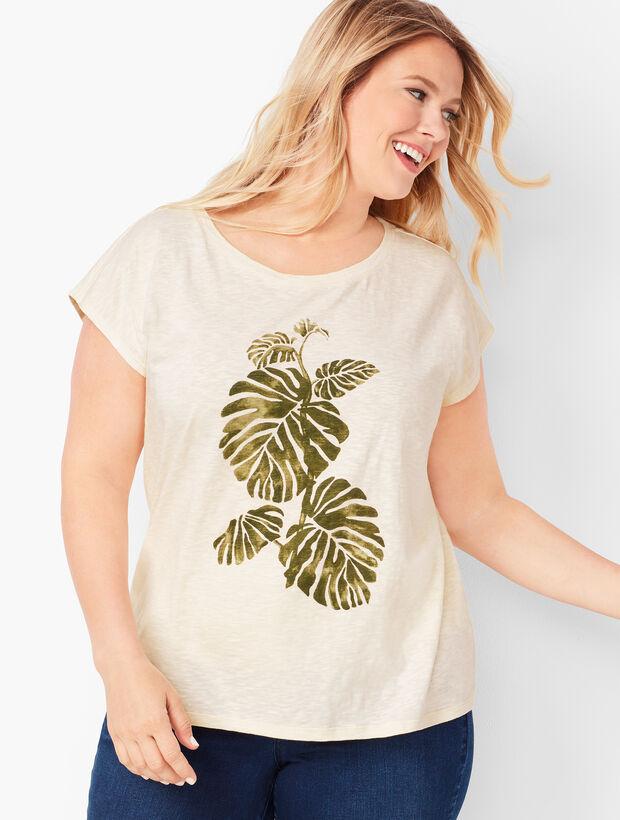 Botanical Leaves Tee