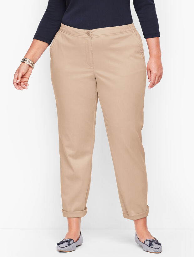 Luxe Twill Chinos