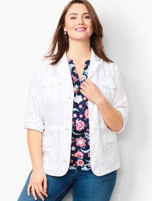 Cotton Casual Jacket