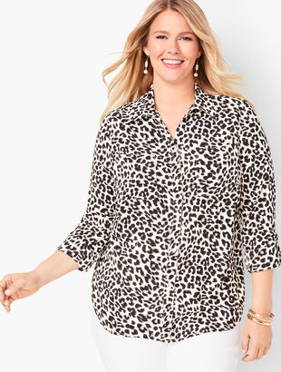Soft Shirt - Leopard