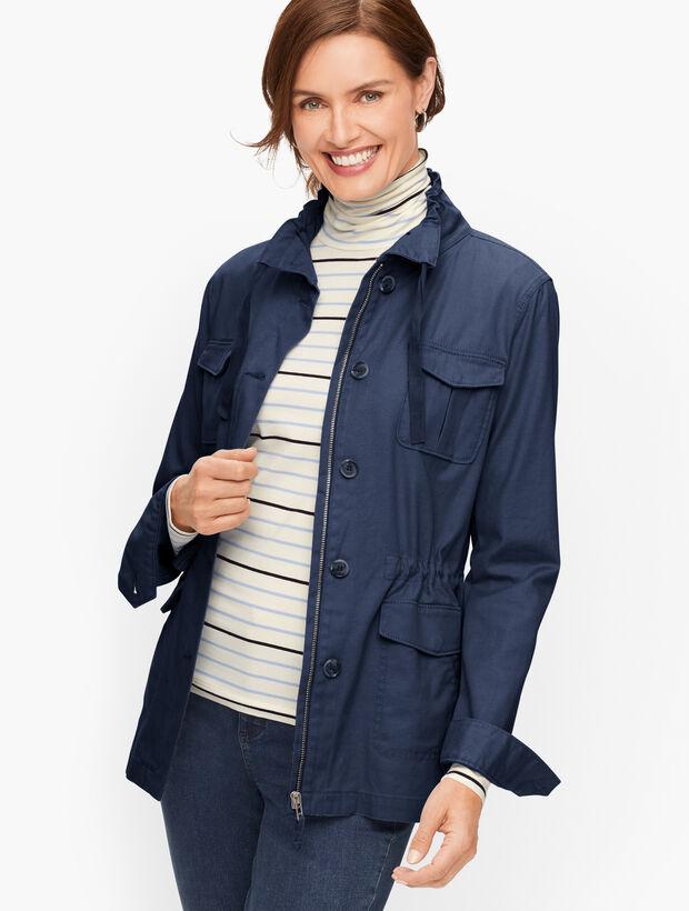 Twill Field Jacket
