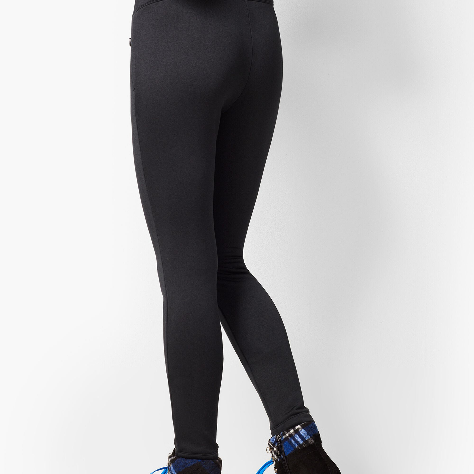5704f9cd2df Fleece-Lined Pull-On Legging