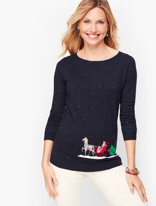 Sleigh Ride Sweater