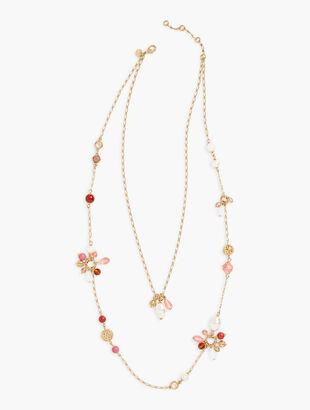 Tiny Surprises Layer Necklace
