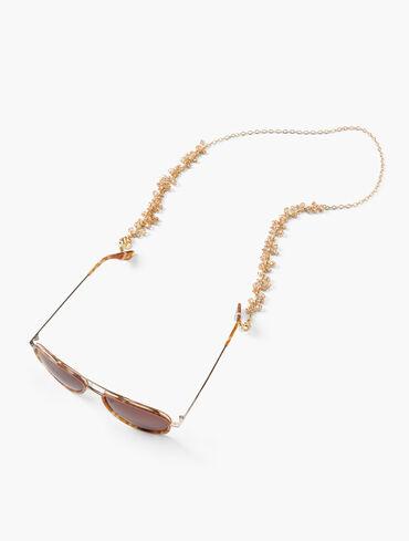 Sunglasses & Face Masks Glass Bead Chain