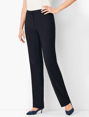 Seasonless Wool Barely Boot Pants