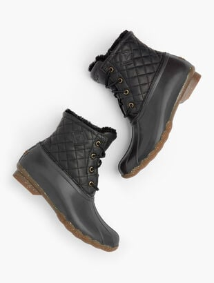 Sperry® Winter Lux Quilted Boots