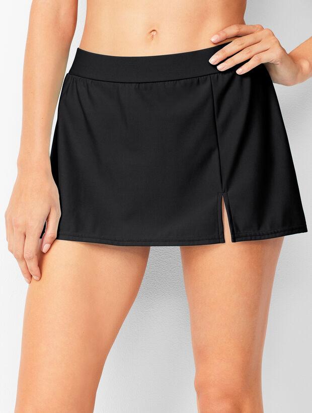 Vented Swim Skirt