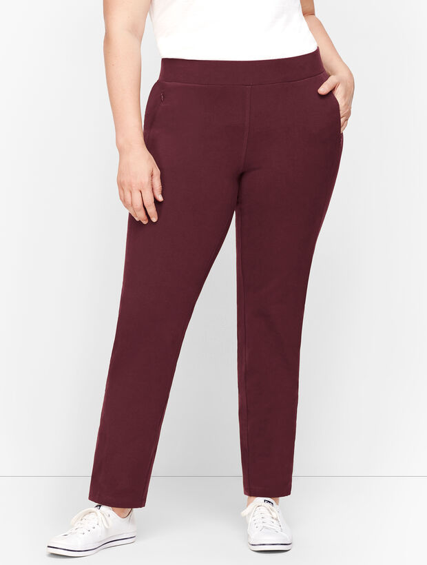 Everyday Straight Leg Yoga Pants
