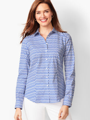Perfect Shirt - Geo Print