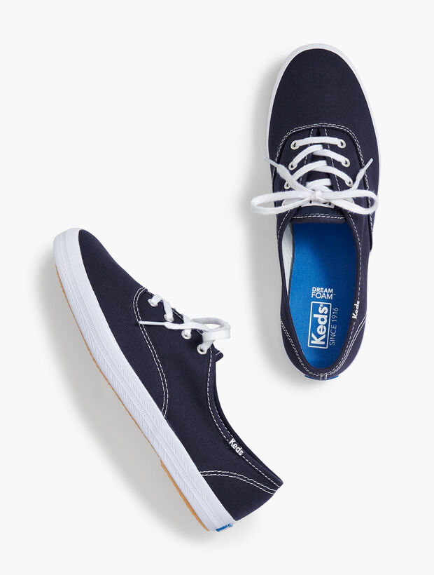 Keds® Champion Sneakers - Classic Canvas