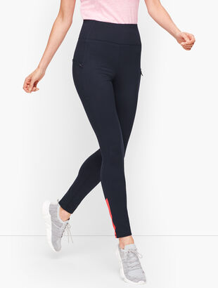 On the Move Colorblock Leggings