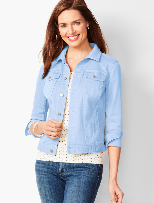 Classic Jean Jacket - Colored
