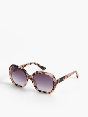 Harper Round Sunglasses