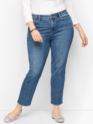 Modern Ankle Jean - Genuine Medium Wash