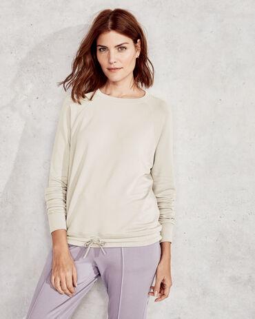 Lightweight Cloud Fleece Pullover