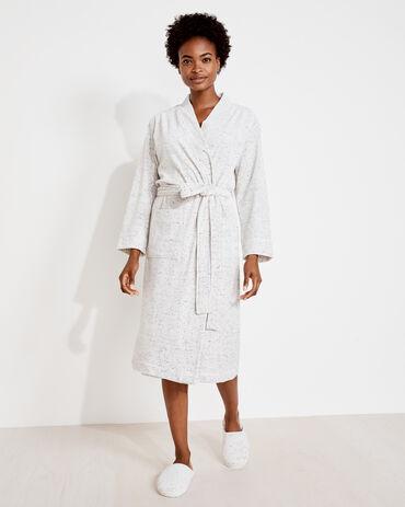 Donegal Velour Robe