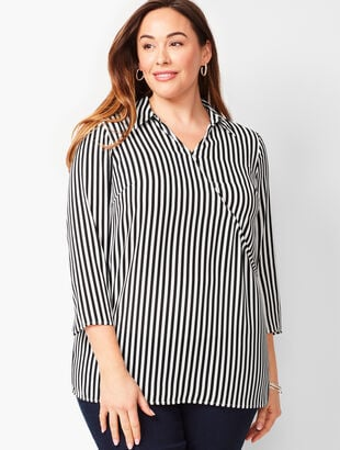 a0350f92d6520 Plus Size Blouses and Shirts