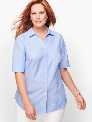 Perfect Shirt - Elbow Length Sleeves - End On End