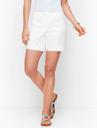 "Perfect Shorts - 5"" - Solid"