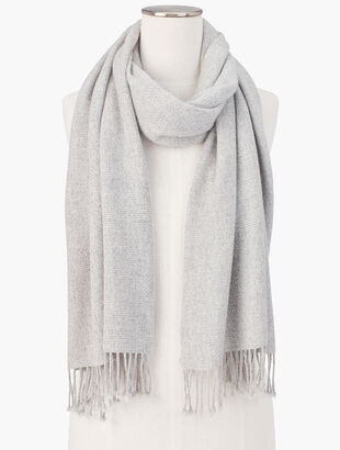 Pure Cashmere Shimmer Scarf
