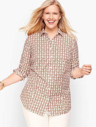 Perfect Shirt - Equestrian Links