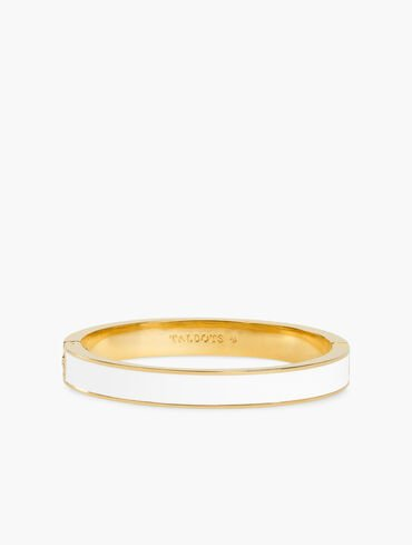 Classic Enamel Bangle