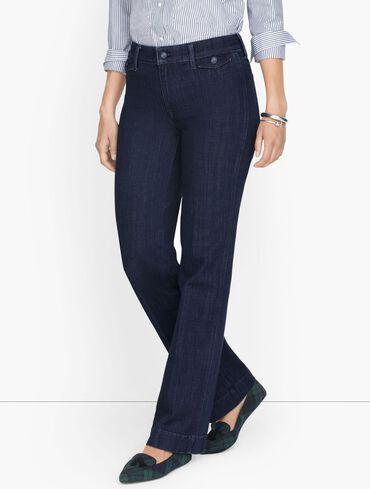 Trouser Jeans - Luna Wash