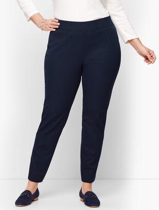 Talbots Essex Ankle Pant - Curvy Fit