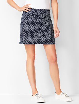 Everyday Yoga Skort - Geo