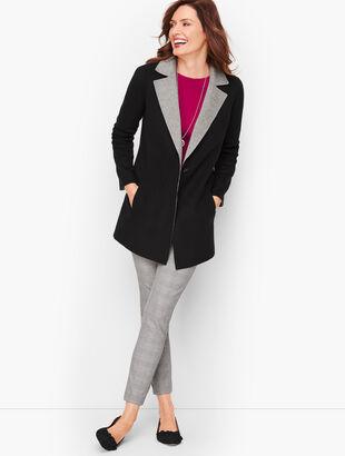 Double Face Wool Jacket