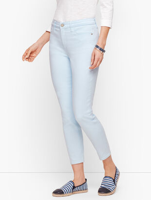 Jegging Crops - Solid