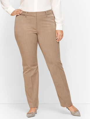 Refined Bi-Stretch Barely Boot Pants