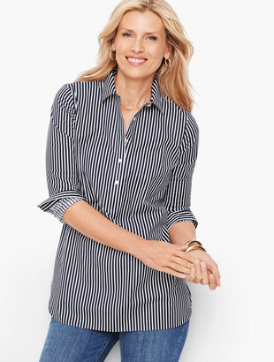 Perfect Tunic - Caddy Stripe