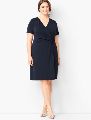 Plus Size Petite Wear To Work Dresses | Talbots