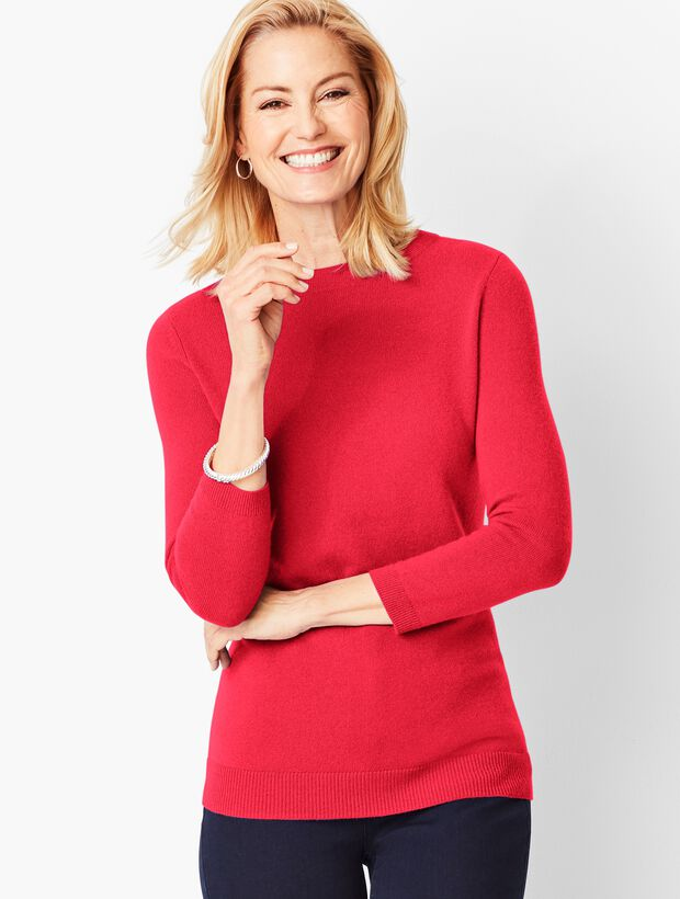 f14d05a9b60 Audrey Cashmere Sweater - Solid