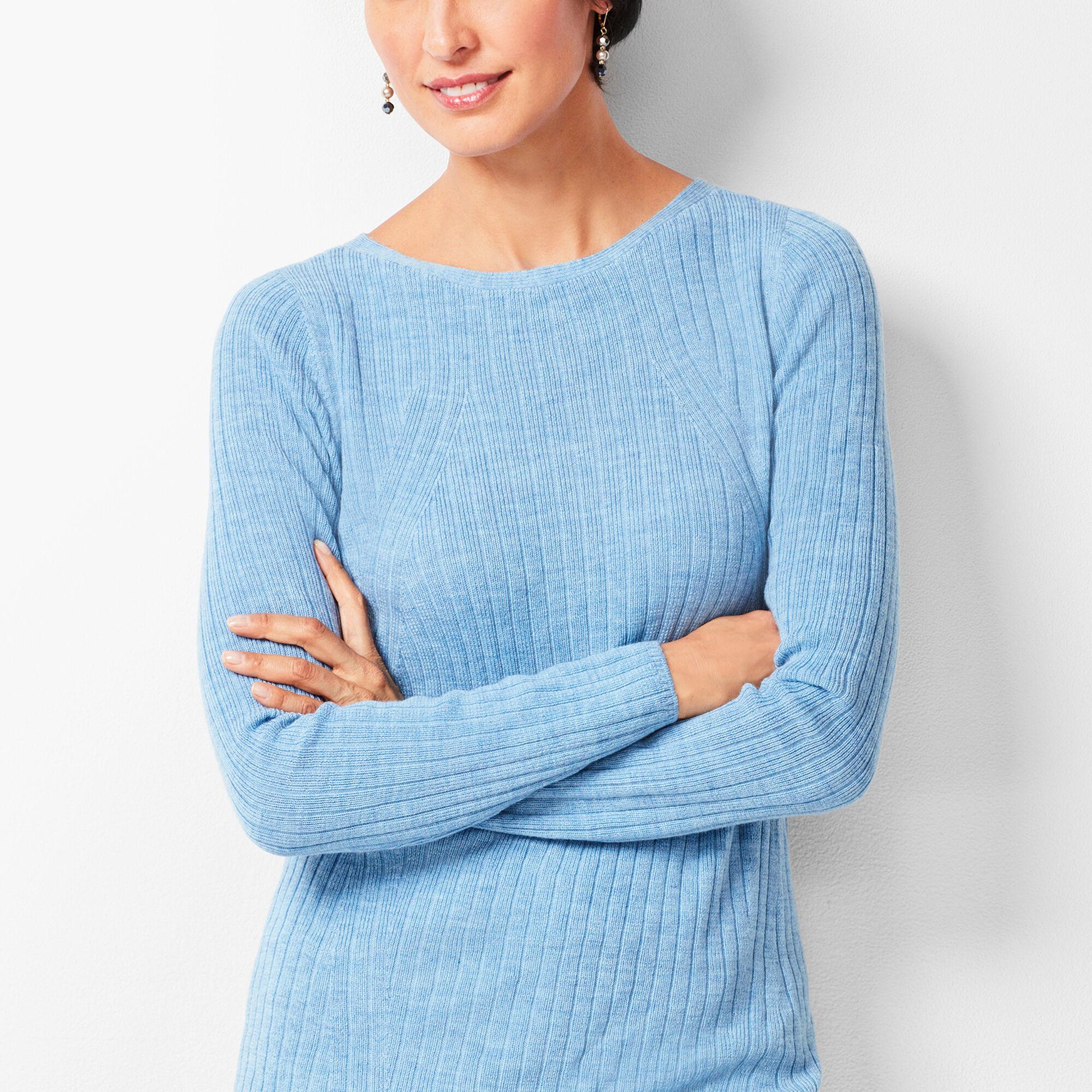 8dbe7315ac15 Merino Ribbed Sweater