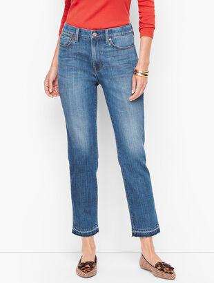 Modern Ankle Jeans - Elizabeth Wash