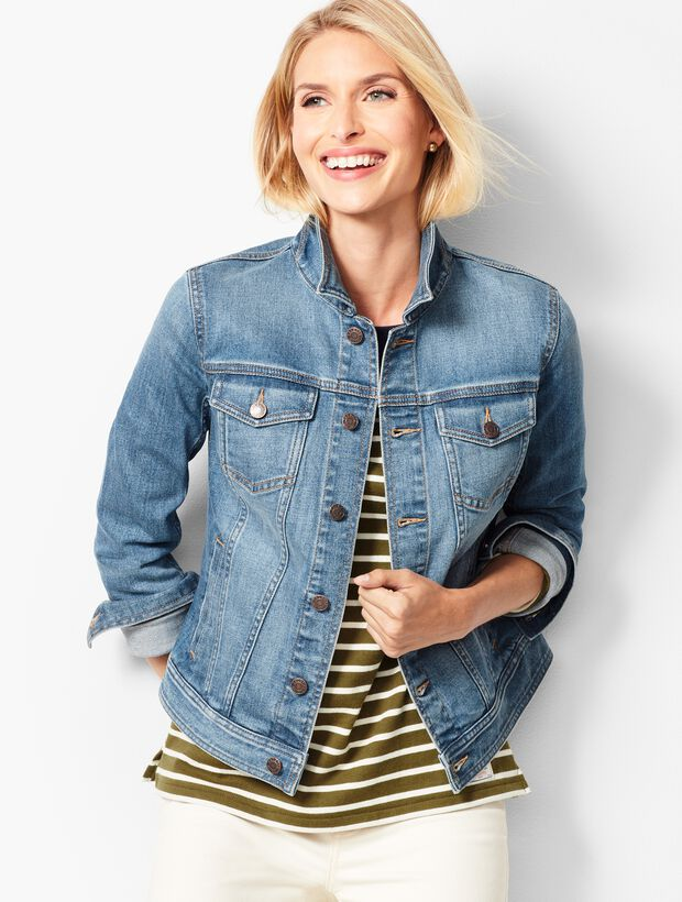 Classic Jean Jacket - Madison Wash