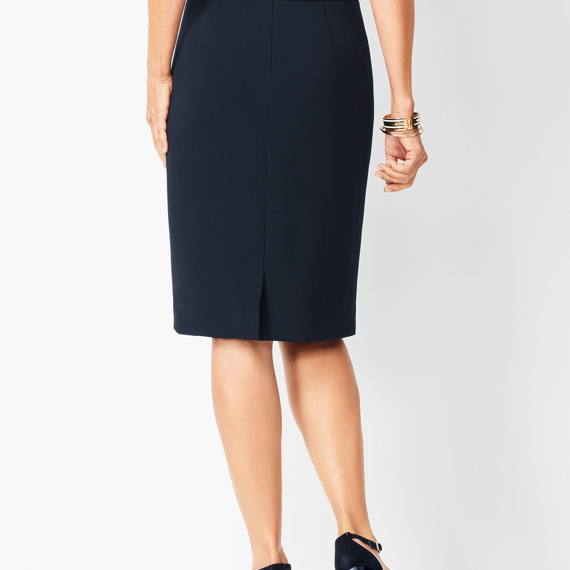 fb49d7fc6 Easy Travel Pencil Skirt