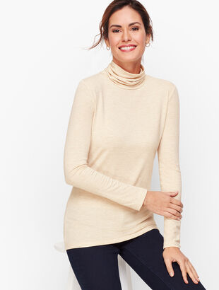 Essential Turtleneck - Stripe