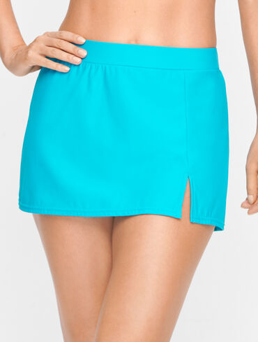 Miraclesuit® Vented Swim Skirt - Solid