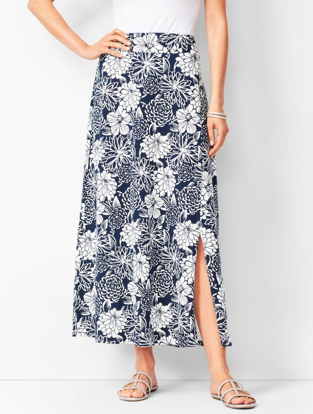 e997bb4206 Images. Jersey Maxi Skirt - Floral