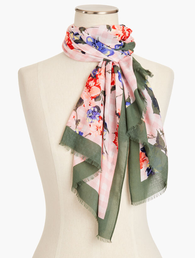 Picnic Floral Scarf