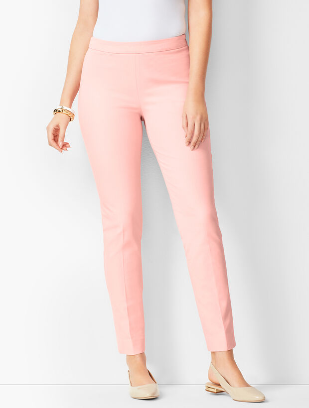 Talbots Chatham Ankle Pant - Curvy Fit - Solid