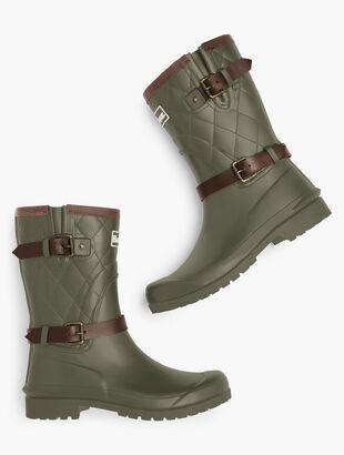 Barbour® Kelloe Wellington Rainboots